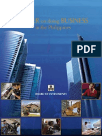 primer on doing business in the philippines