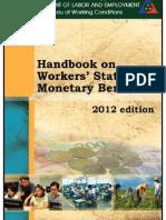 dole handbook 2012