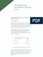 Standard Konstruksi Jaringan Distribusi Tegangan Menengah