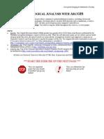 GISanalysis Exercise August22 UCCE Hydro