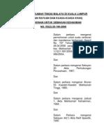 SEMAKAN KEHAKIMAN NO. R3(2)-25-190-2006 NISSHO IWAI CORPORATION dan KESATUAN KEBANGSAAN PEKERJA- PEKERJA PERDAGANGAN