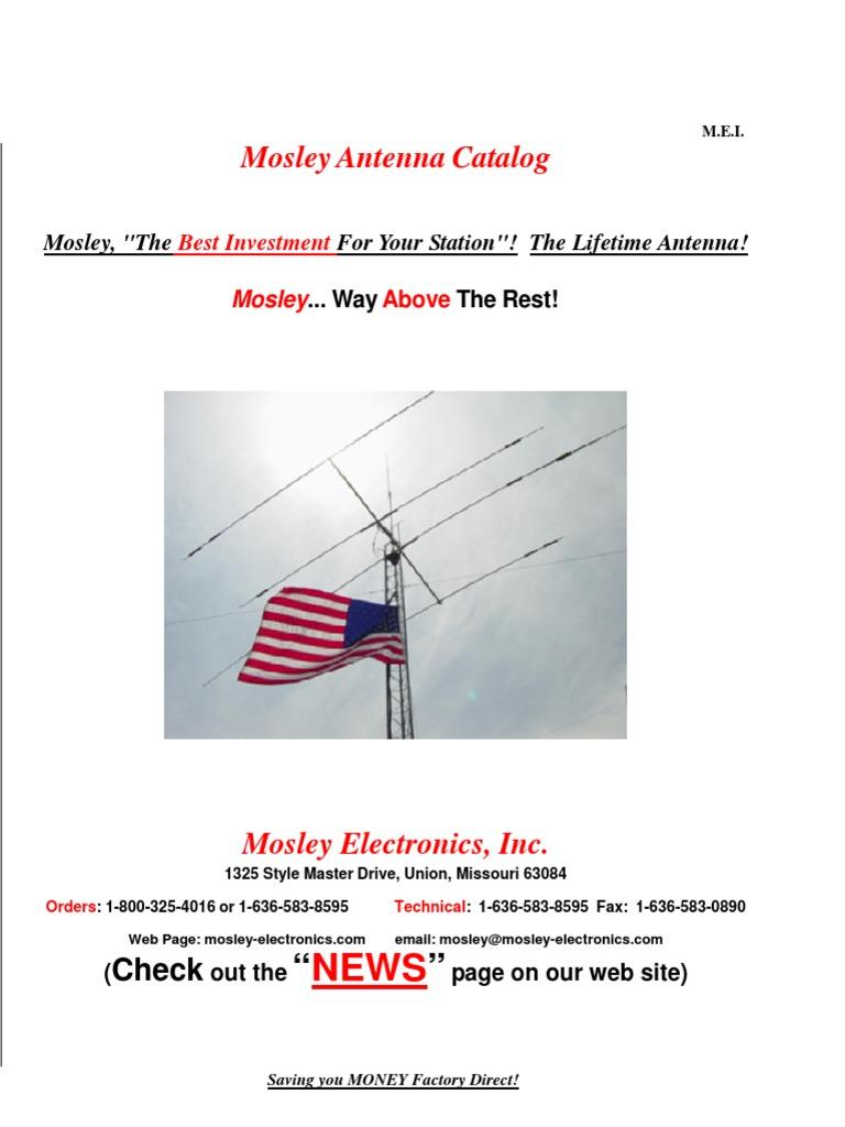 2011 | Antenna (Radio) | Coaxial Cable