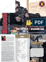 Catalog on the AR-15 rifle