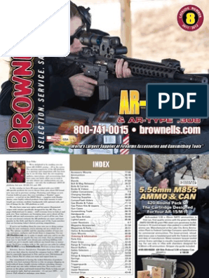 Catalog on the AR-15 rifle   Weapon Design   Projectile Weapons