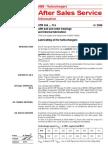 ABB turbochargers VTR ..4 series lubrication oil