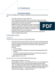 Insurance Law-Insurance Contract