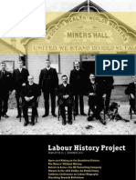 Labour History Project Newsletter 53
