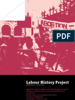 Labour History Project Newsletter 52