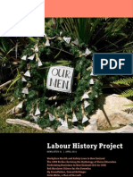 Labour History Project Newsletter 51