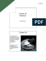 Chem 4311- Chapter18-19 on11-14-2012