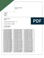 numerical methods program