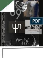 Y SIN EMBARGO magazine 09, musicantext