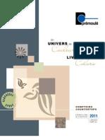 premoule laminate countertops catalog comptoir