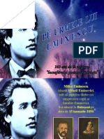 Mihai Eminescu Powerpoint