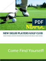 NEW DELHI PLAYERS GOLF CLUB