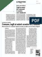 Rassegna Stampa 23.01.13