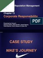 Chap 13 Corporate responsiblity