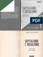 Capitalismo e Socialismo - Quaderno 7