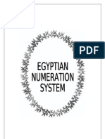 numeration system