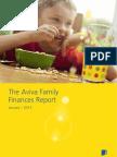 Aviva Family Finances Report