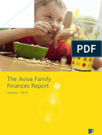 Aviva Family Finances Report