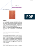 dark red meranti properties