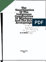 Rodil (1994) Minoritization of Indigenous Communities-MindanaoSulu.pdf