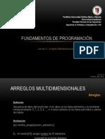 Fund. de Programación - Tema 2