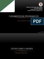 Fund. de Programación - Tema 3