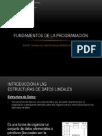 Fund. de Programación - Tema 7