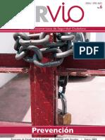 Revista Urvio No. 6 (Prevención)