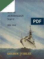 RAN 50th Anniversary Commemorative Publication