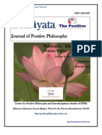 Lokāyata:Journal of Positive Philosophy, Volume II, No. 02 (September, 2012)