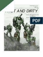 F.A.D. (Generic Modern & Sci Fi Wargame Rules)