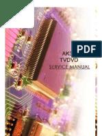 Vestel 11ak30 Tv-dvd Service Manual