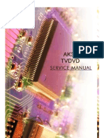 Vestel 11ak30 Tv-dvd Service Manual