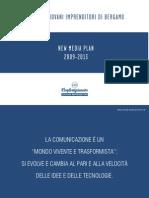 New Media Plan GiovArtiComunicazione