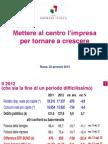 Rete Imprese Italia il rapporto