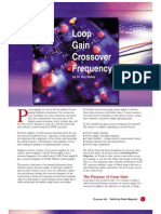 3 Loop Gain Crossover Frequency