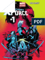 Uncanny X-Force exclusive preview