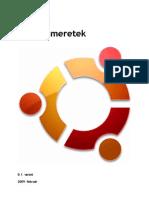 Linux Jegyzet1