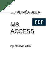 access prirucnik