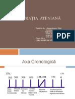 Democrația  ateniană