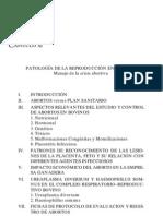 PATOLOGIA DE LA REPRODUCCION EN LA VACA