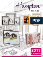 Hampton Frames 2013 Catalogue