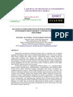 SUCCESS FACTORS ENHANCING BUSINESS PERFORMANCE OF   ENGINEERING PROCUREMENT  CONSTRUCTION (EPC)  INDUSTRIES