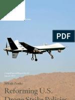 Reforming U.S. Drone Strike Policies
