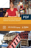 Exploring the Links Between International Business and Poverty Reduction: The Coca-Cola/SABMiller value chain impacts in Zambia and El Salvador