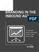 The Ultimate Guide to Branding in the Inbound Age