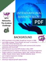 mtv arabia case study